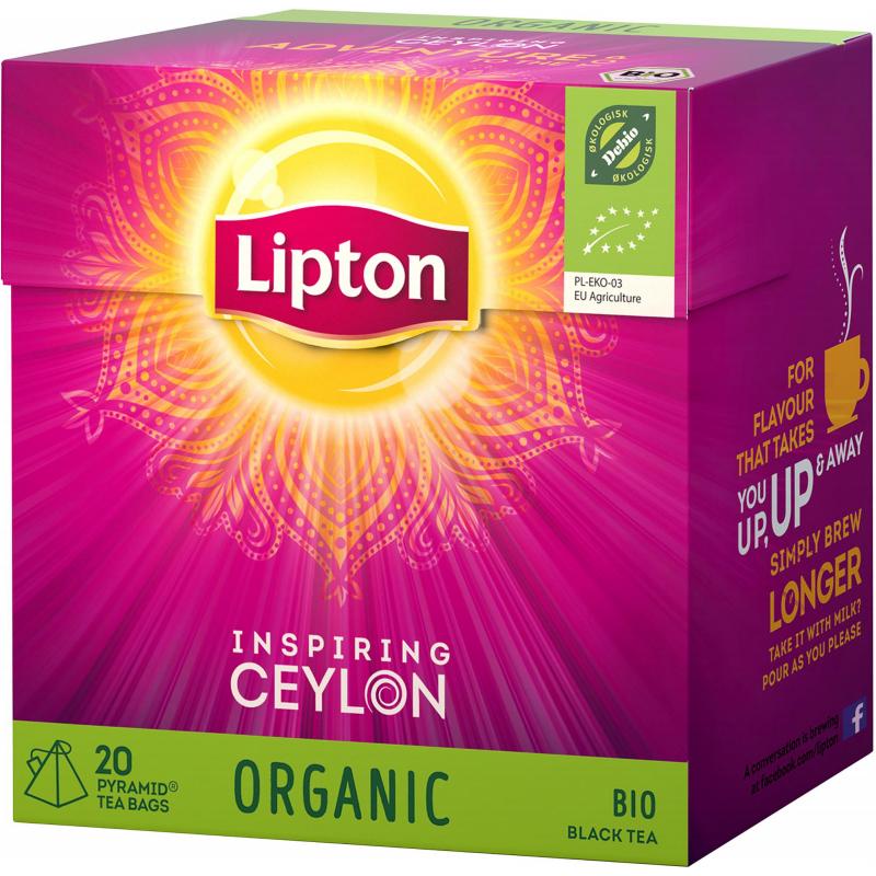 "Eko Te ""Inspiring Ceylon"" 20-pack - 34% rabatt"