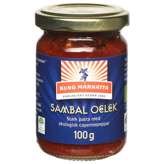 Kung Markatta Sambal oelek, 100 g