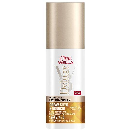 Deluxe Lotion Spray Dream Sleek, 150 ml Wella Styling Hiusöljyt