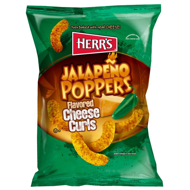 "Snacks ""Jalapeno Poppers"" - 46% rabatt"