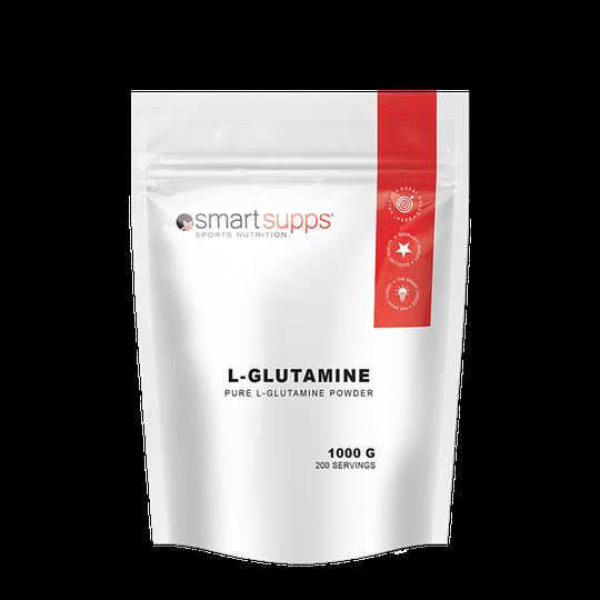 SmartSupps L-glutamine, 1 kg