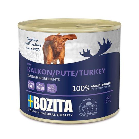 Bozita Kalkon Paté 625 g