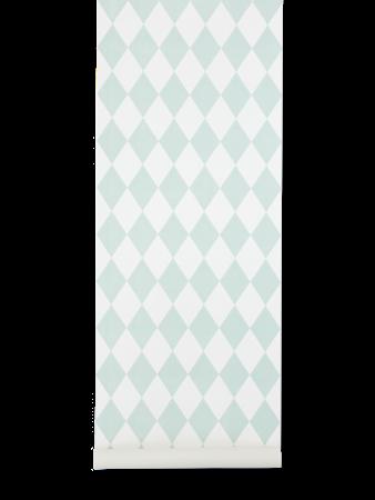 Harlequin Tapet Mint