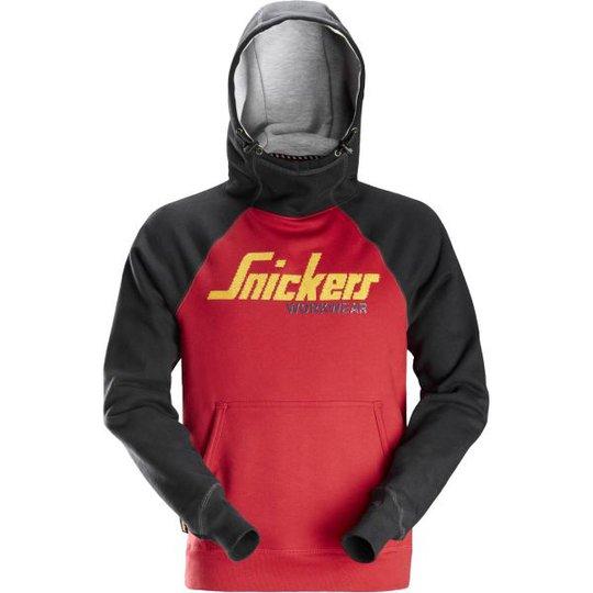 Snickers 2889 Huppari punainen/musta XS