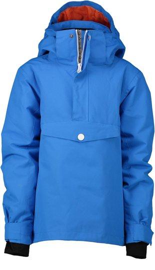 Wearcolour Top Anorak Jakke, Swedish Blue 120