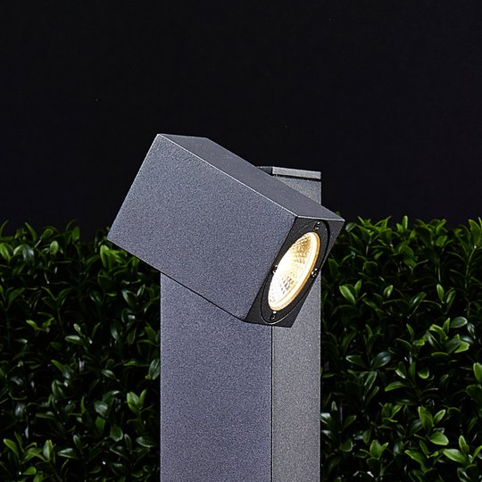 Lorik - LED-pylväsvalaisin joustavalla päällä