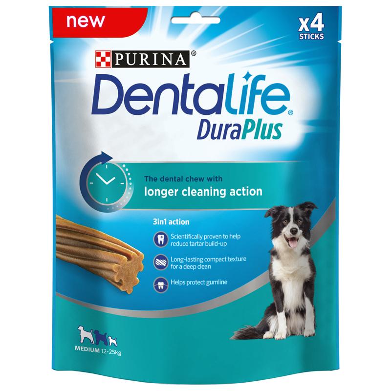 Purutikut Dentalife Plus Medium - 23% alennus