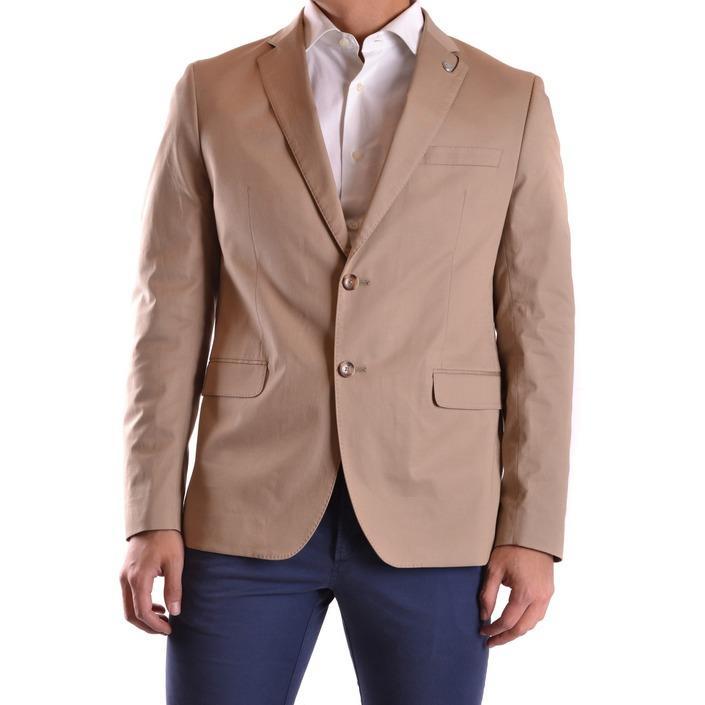 Michael Kors Men's Blazer Beige 184389 - beige XS