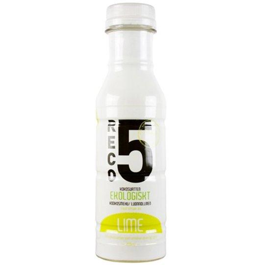 Kokosvatten Lime 355ml - 73% rabatt