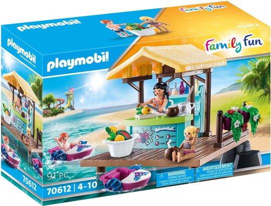 Playmobil 70612 Padlebåtutleie med saftbar