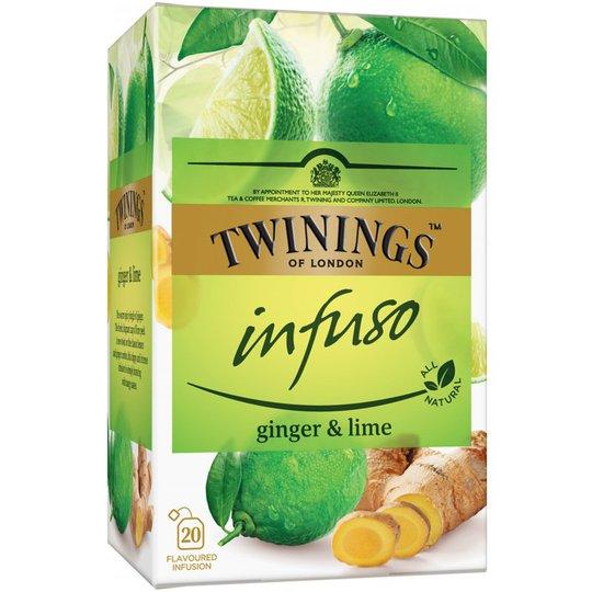 Örtte Lime & Ingefära - 26% rabatt