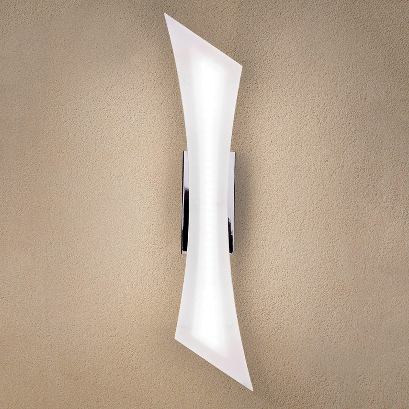 Tiltalende LED-vegglampe Dilara