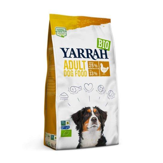 Yarrah Organic Dog Adult with Chicken (10 kg)