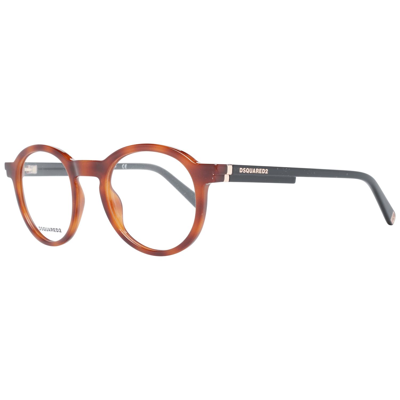Dsquared² Men's Optical Frames Eyewear Brown DQ5249 47052