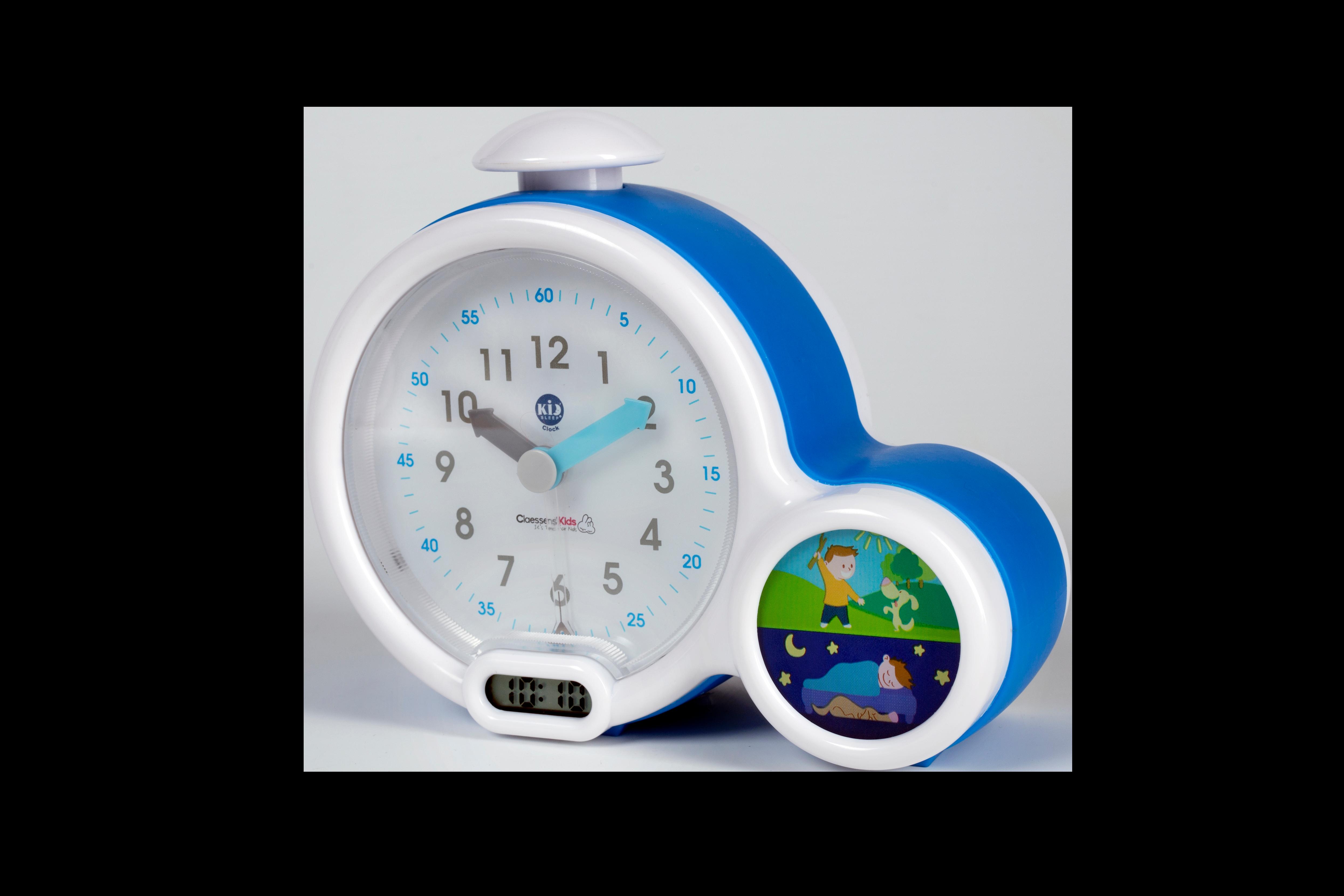 Claessens Kids - Kid'Sleep - Clock - Blue