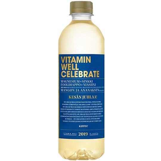 Vitamiinijuoma Mango & Ananas - 59% alennus