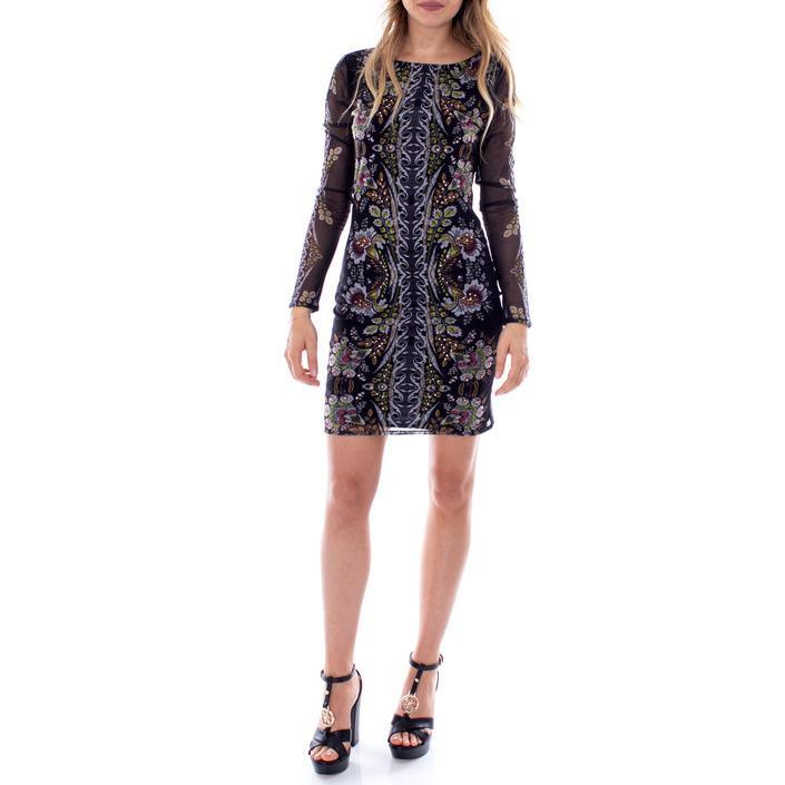 Desigual Women's Dress Black 168200 - black XS