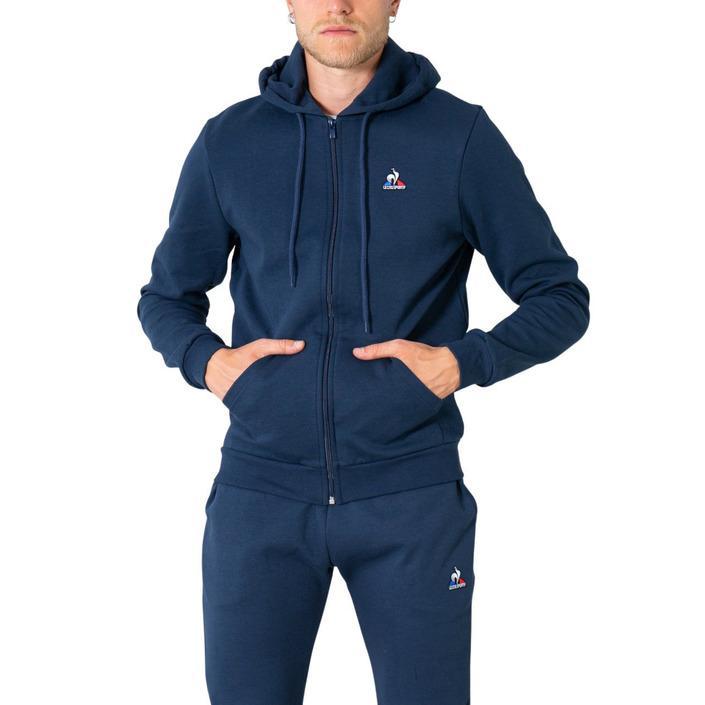 Le Coq Sportif Men's Sweatshirt Blue 305045 - blue XL