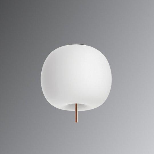 Kundalini Kushi - LED-kattovalaisin kupari 33 cm