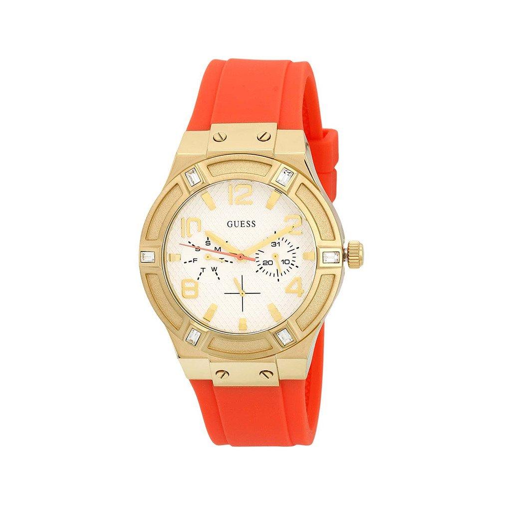 Guess Women's Watch Various Colours W0564L2 - orange NOSIZE
