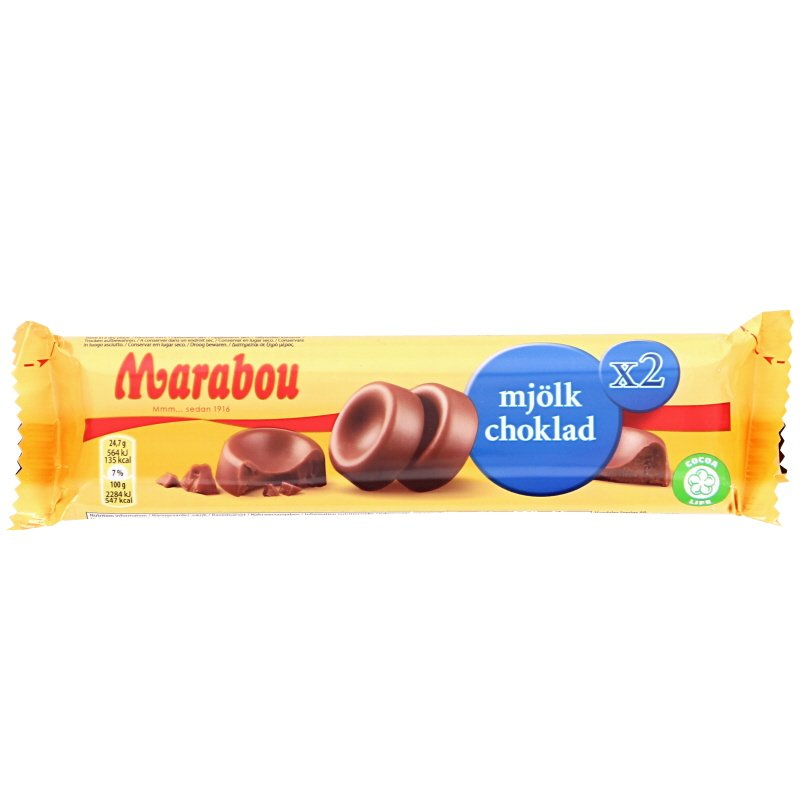 Mjölkchoklad Roll 2-pack - 22% rabatt