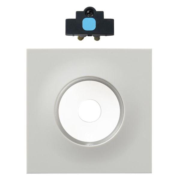 Elko EKO09541 Himmenninsarja valoyksikkö, valorengas ja keskiölevy Valkoinen, sininen lamppu