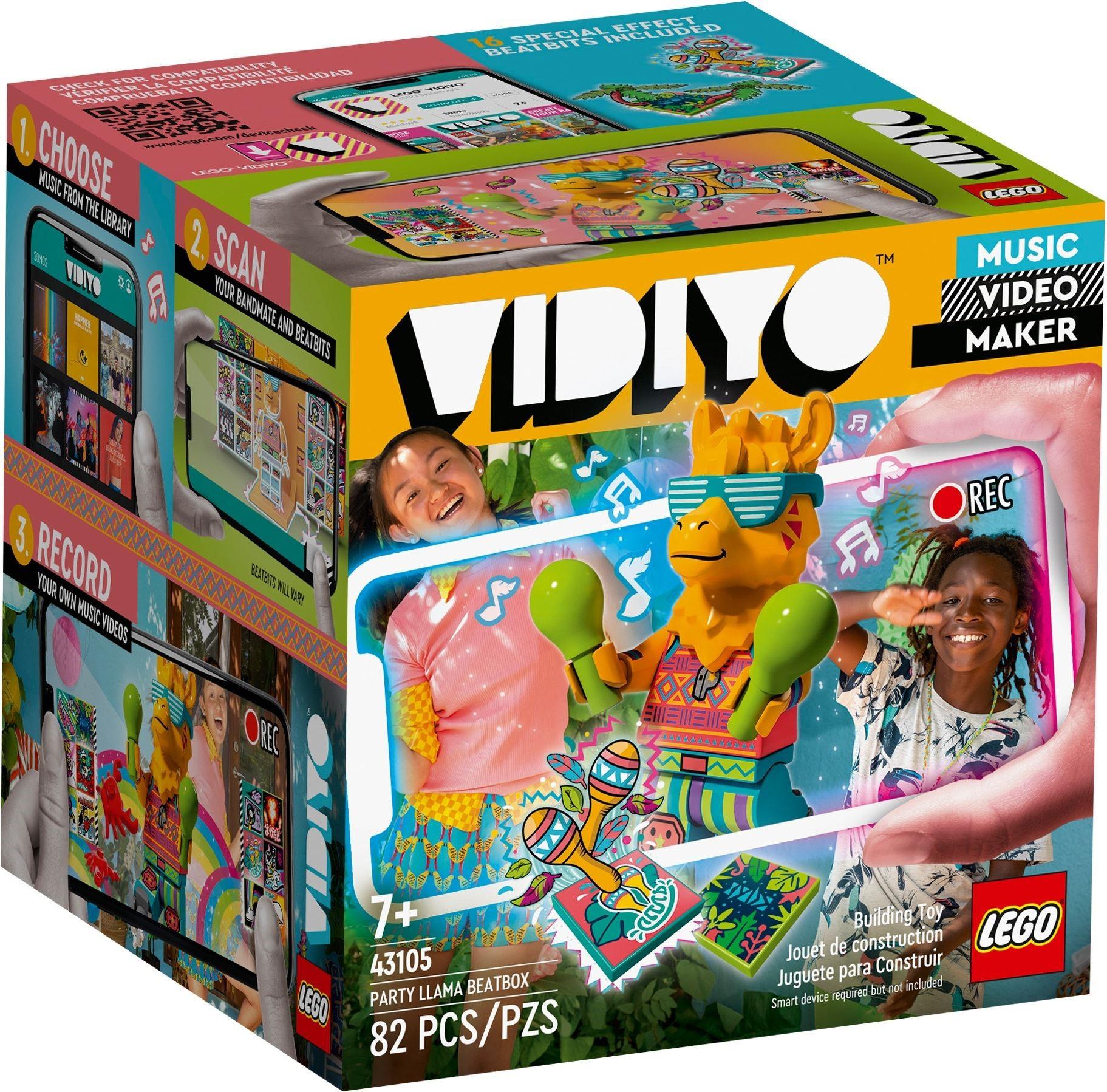 LEGO VIDIYO - Party Llama BeatBox (43105)