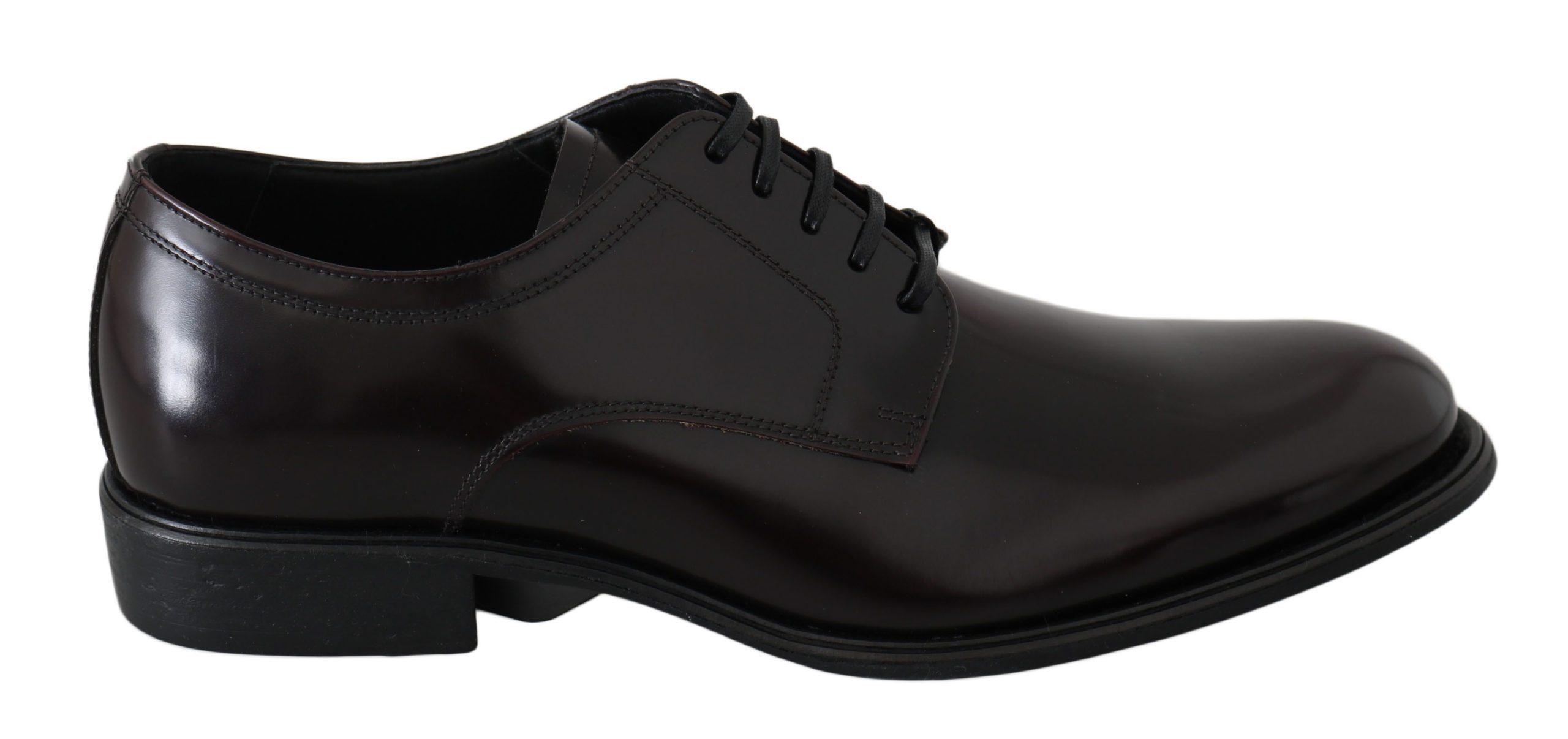 Dolce & Gabbana Men's Shoes Bordeaux MV2490 - EU39/US6