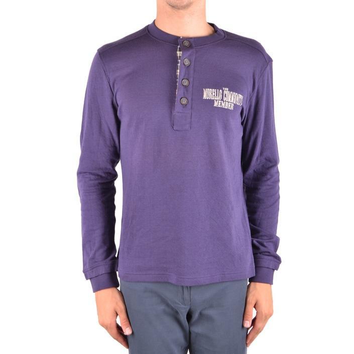 Frankie Morello Men's T-Shirt Purple 163947 - purple L