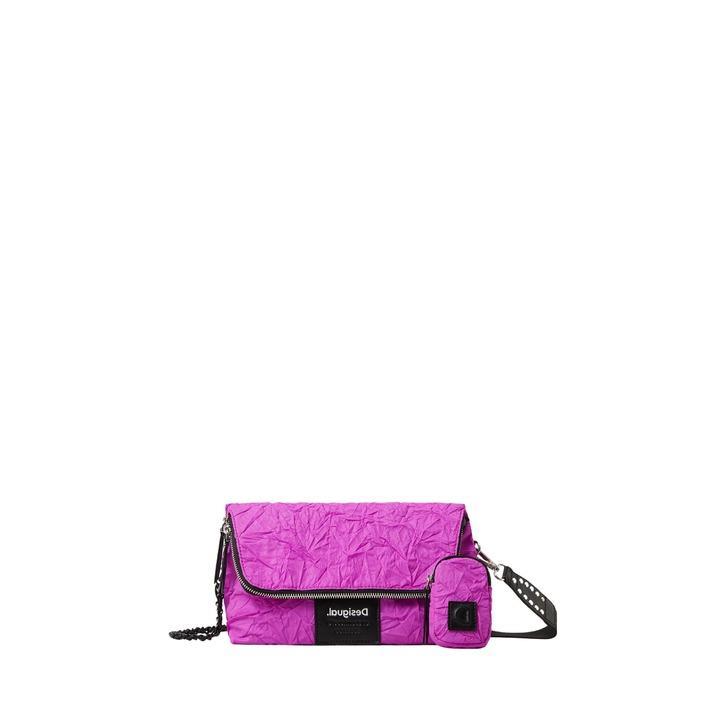 Desigual Women's Bag Fuchsia 305236 - fuchsia UNICA