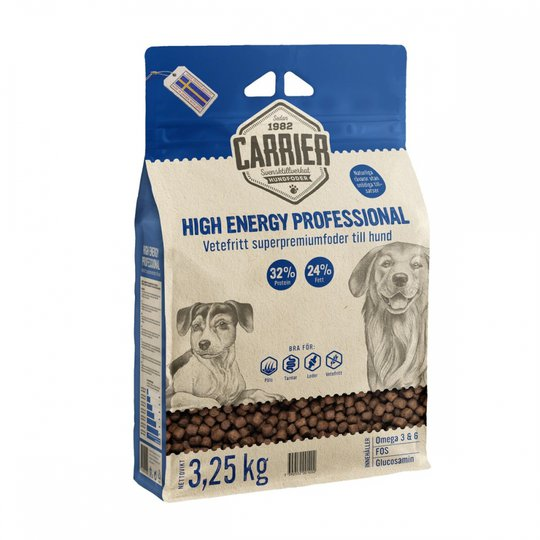 Carrier High-Energy Professional (3,25 kg)