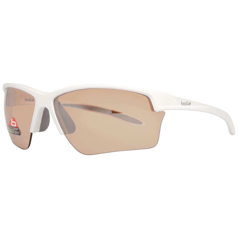 Bolle Unisex Sunglasses White 12228