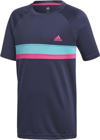Adidas Boys Club C/B Tee Treningsgenser, Legend Ink 116