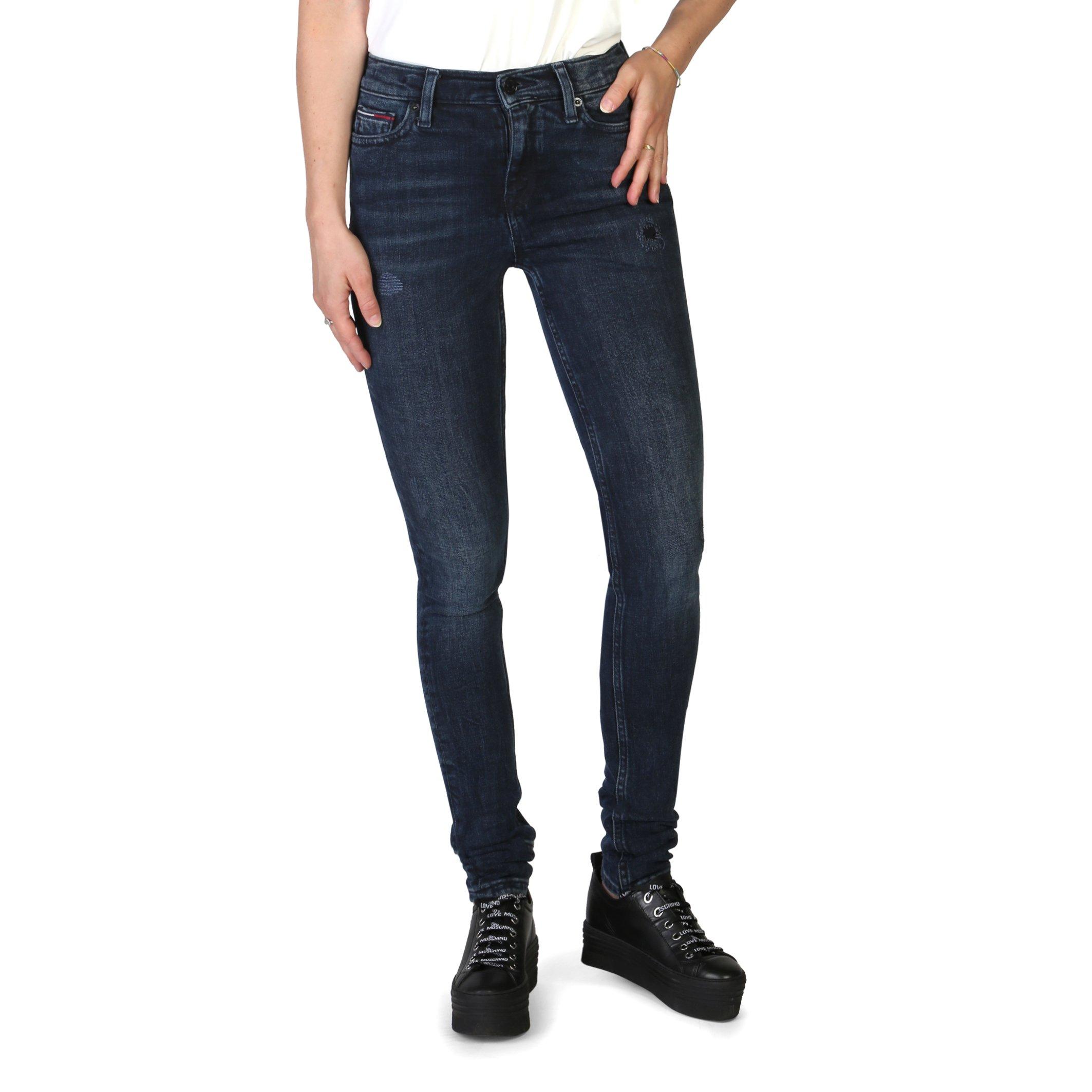 Tommy Hilfiger Women's Jeans Blue DW0DW07310 - blue-1 24