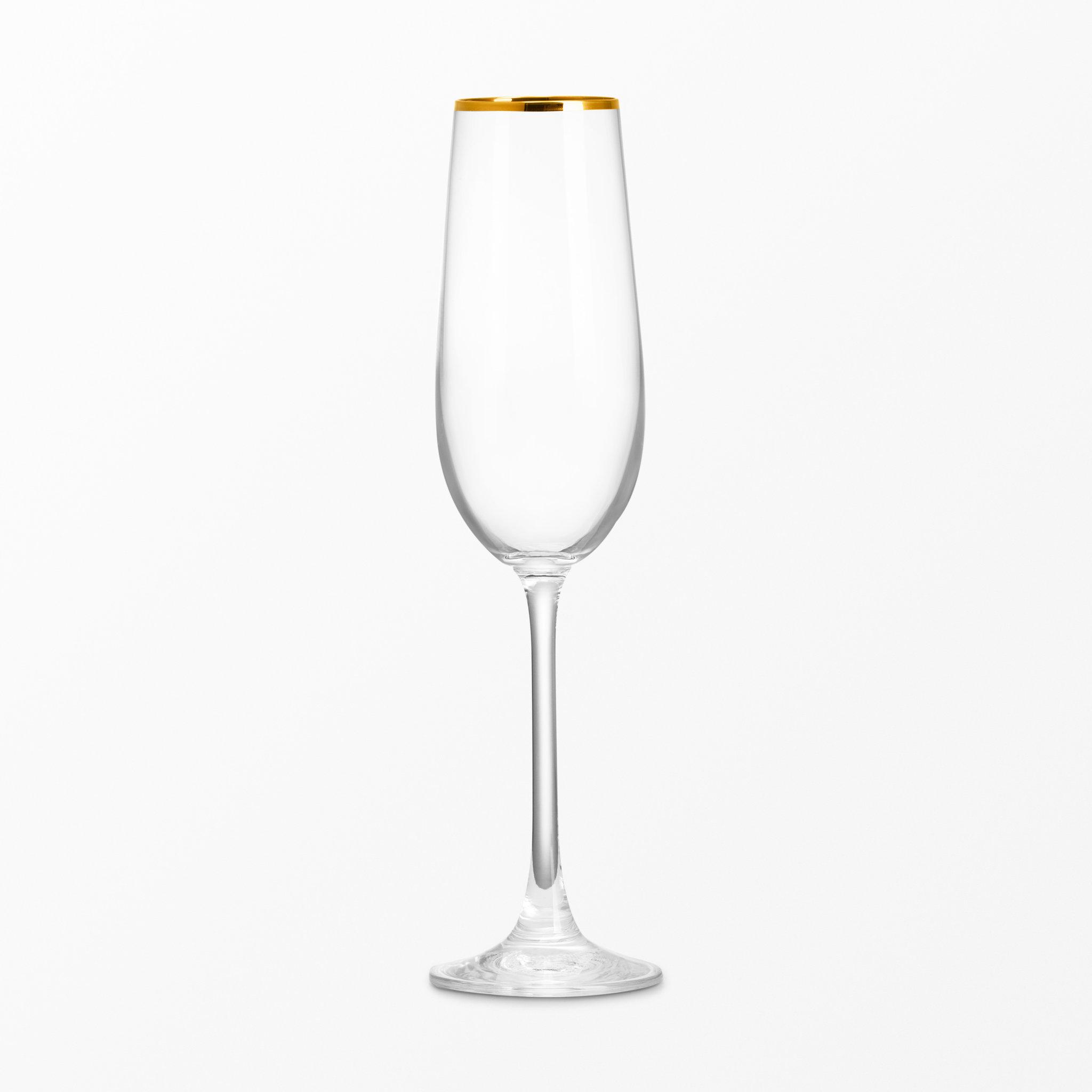 Champagneglas Aria, 18 cl