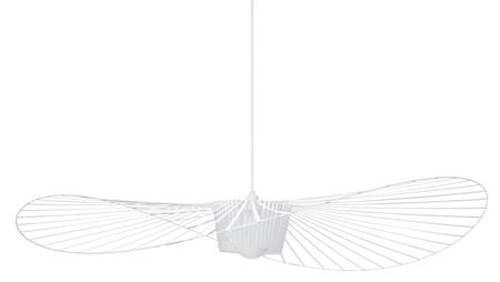 Vertigo taklampa Large - vit