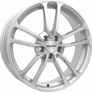 Monaco CL1 Silver 6.5x16 5/108 ET45 B63.4