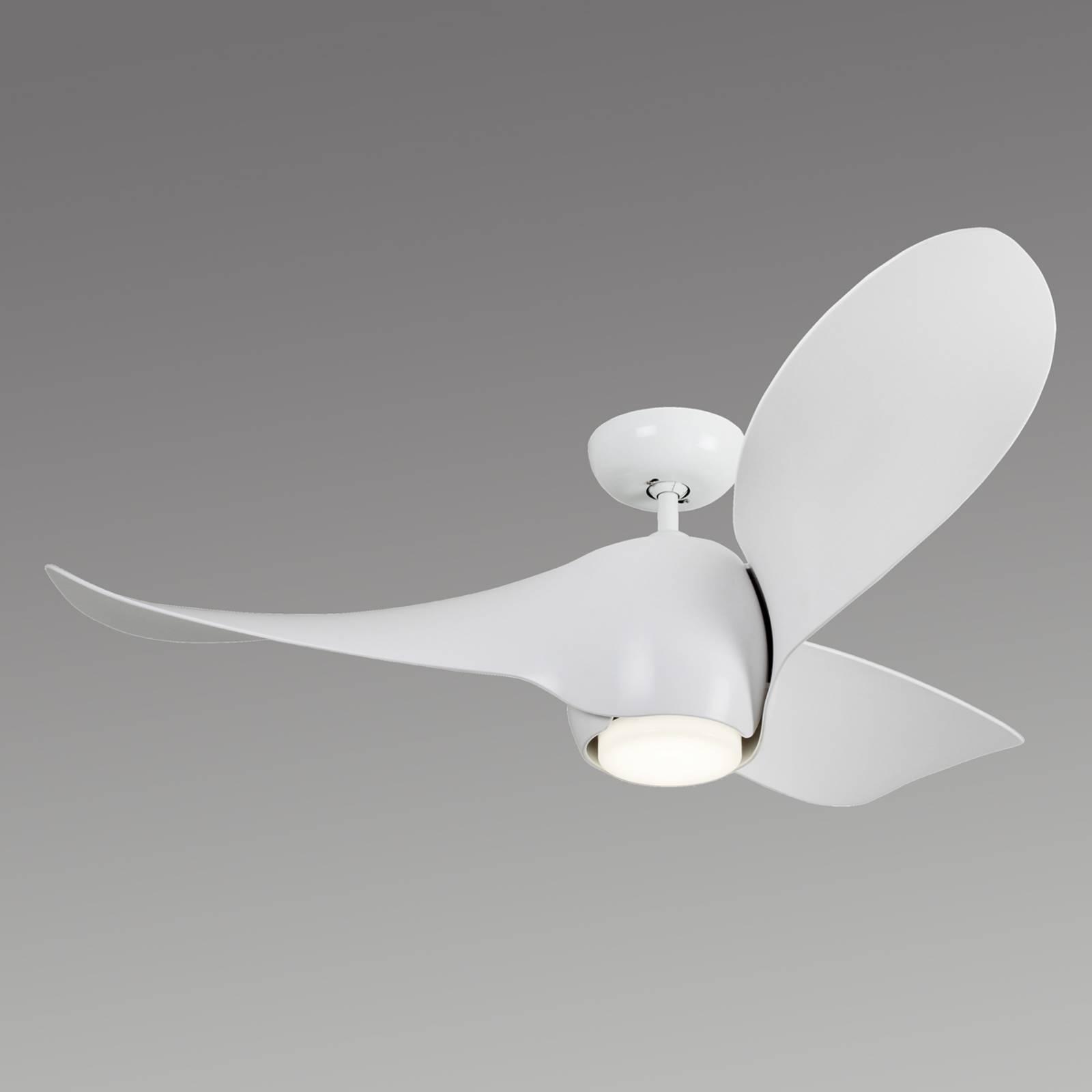 Trendikäs Eco Helix -kattotuuletin