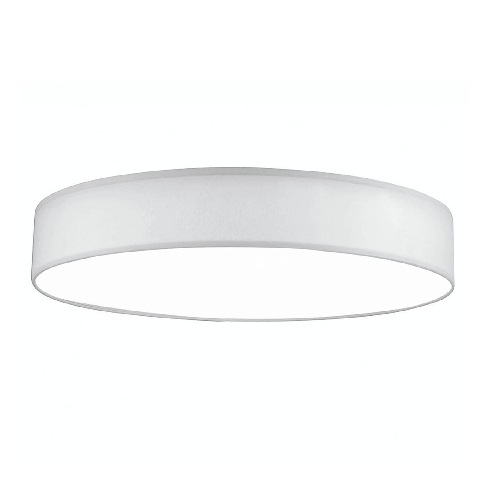 LED-taklampe Luno XL, 3 000 K, 60 W, hvit