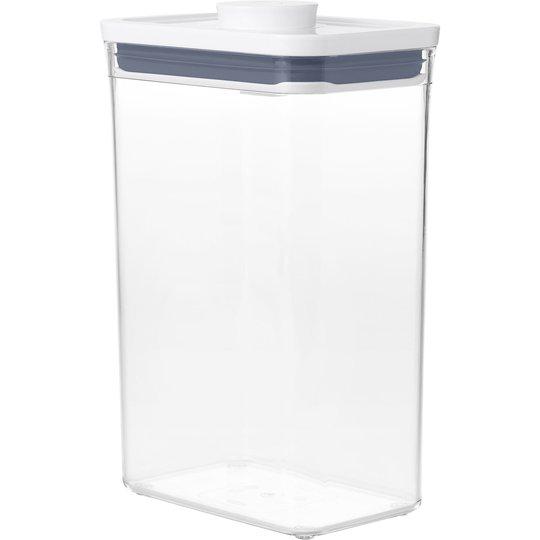 OXO POP Rektangulär behållare, 2,6 liter