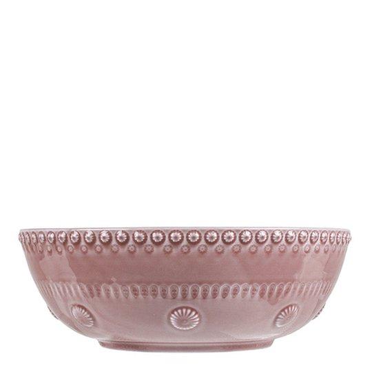 PotteryJo - Daisy Salladsskål 23 cm Rose
