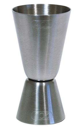 Mätglas vändbart 2-4 cl