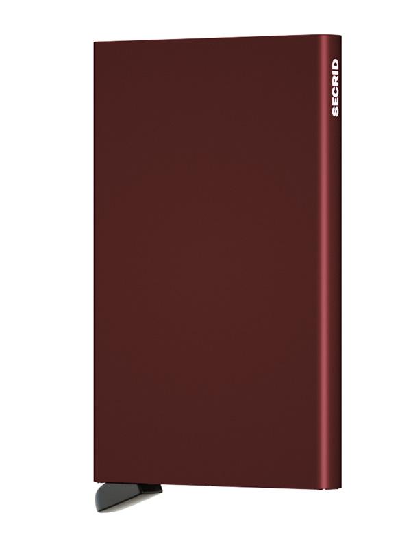 Secrid Cardprotector Bordeaux C-Bordeaux