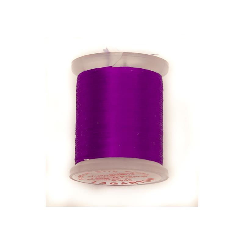Lagartun French Silk Floss Purple