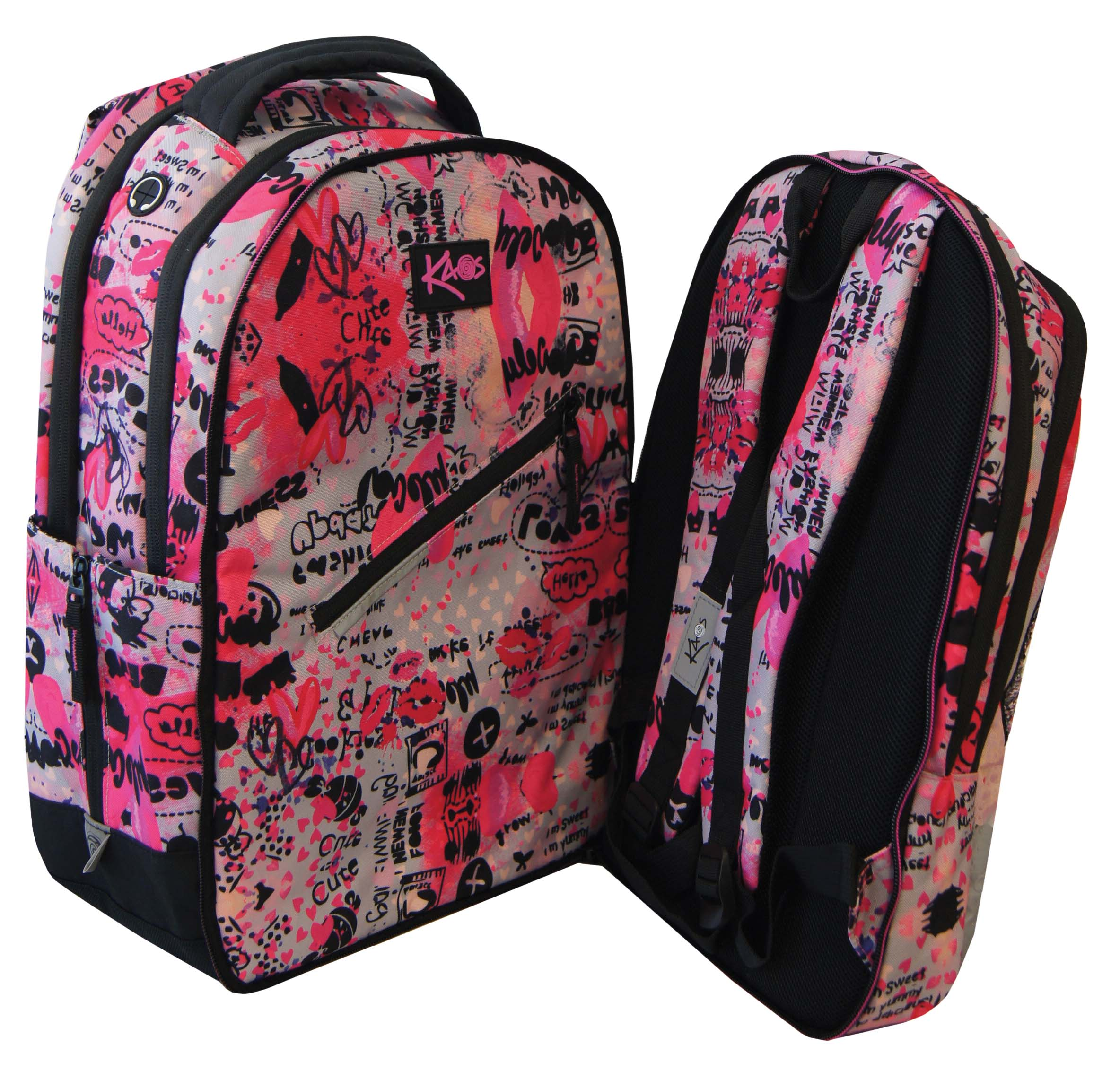 KAOS - Backpack 2-in-1 (36L) - Lovely Love (44881)