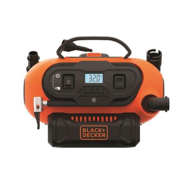 Black & Decker BDCINF18N-QS Kompressor uten batteri og lader