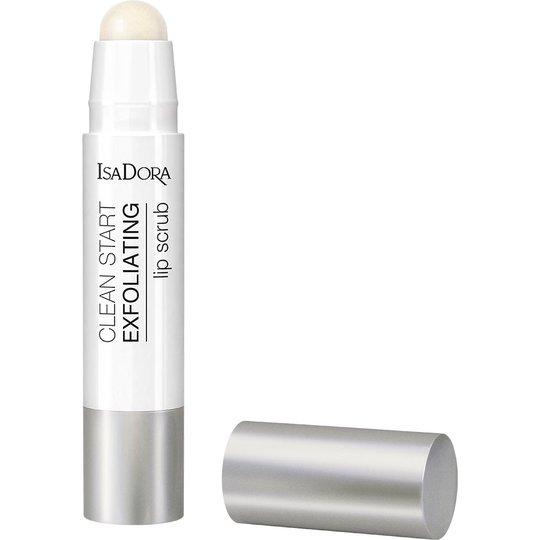 Clean Start Exfoliating Lip Scrub, IsaDora Huulten hoito