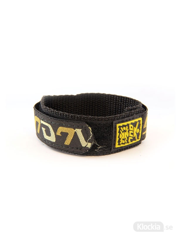 GUL Armband Velcro Std GUL Black 18mm - 20mm 439532