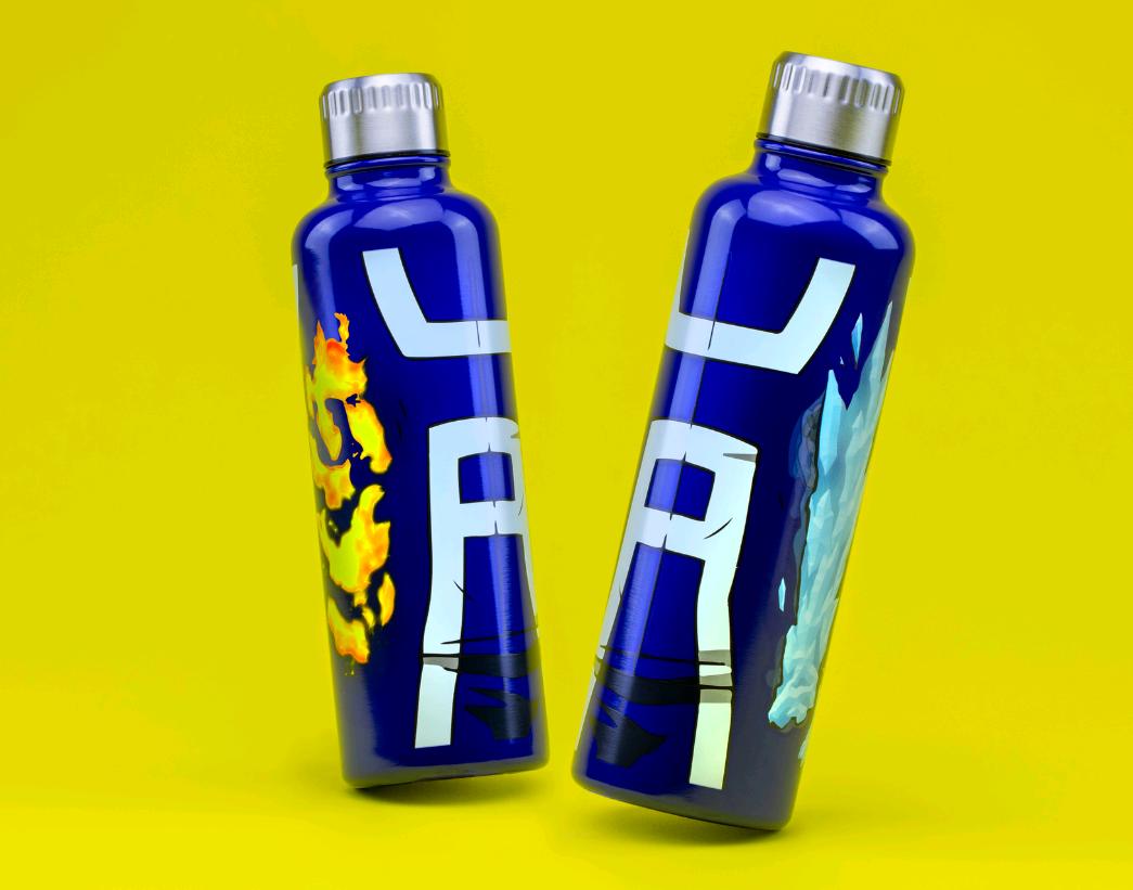 My Hero Academia - Metal Water Bottle (PP6613MHA)