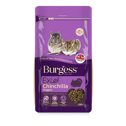 Burgess Excel Chinchilla